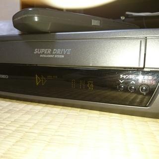【取引中】 Panasonic NV-H100 ビデオカセットレ...