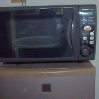 【一台4役】 SHARP 電子レンジ、オーブントースター、オーブ...