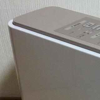 プラズマクラスター乾燥機 DI-FD1S-W