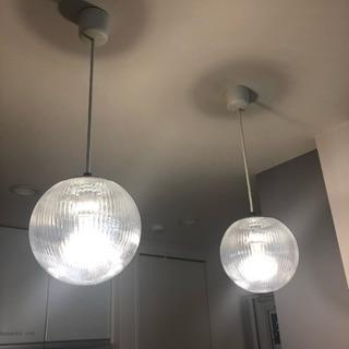 ペンダントライト  丸形  リビング  LED付き