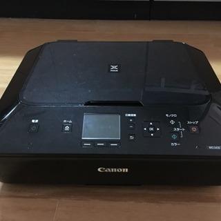 キャノン インクジェットプリンター
