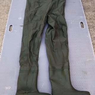 ウェーダー ネオワークギア 胴付き長靴 完全防水