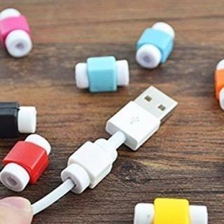 新品★ iPhone ケーブル 保護カバー 2個セット