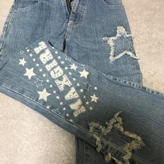 サイズ150  キッズジーンズ☆☆