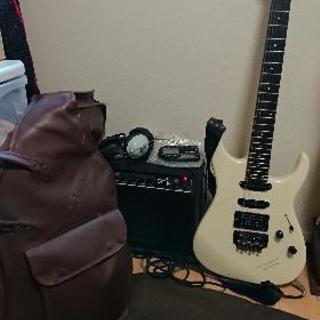 エレキ  ギター アンプ セット フェルナンデス フェンダー