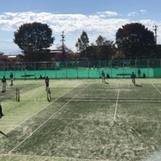 中学ソフトテニス部の方、お子さん指導します。
