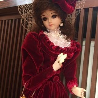 フランス人形 置物