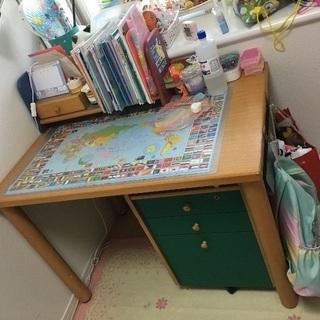 コクヨの学習机