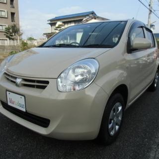 平成22年式 パッソ X 車検2年付き 乗り出し35万円 諸費用...
