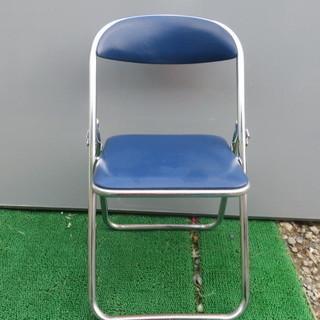 パイプ椅子 10台在庫あり