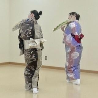 日本舞踊の楽しさをもっと気軽に知って頂けたらと思います。こども〜大...
