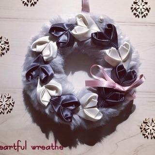 Heartful Wreath♡フワフワリースレッスン