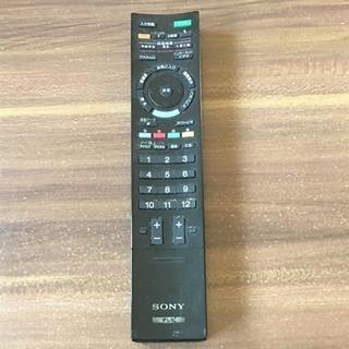 SONY テレビリモコン RM-JD018