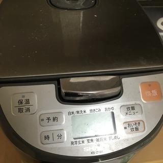 SHARP  炊飯器