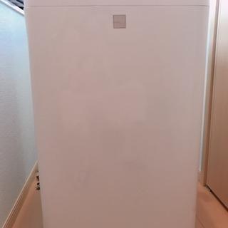 【値下げしました】使用期間5ヶ月 4.5kg 洗濯機 凹みあり