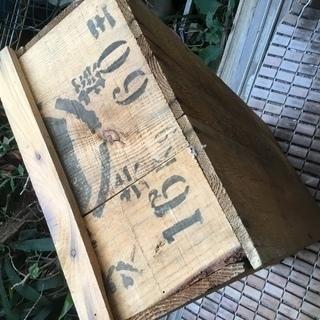 りんご箱🍎大量に有ります🍏引き取りに来て下さい🍏3個で1000円🍎激安