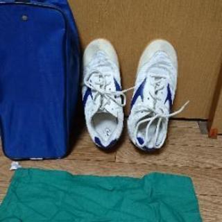 【美品】体育館シューズ👟【24.0㎝】