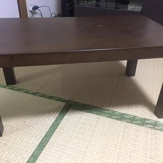 引越しに伴いテーブルお譲り致します!
