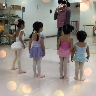 京阪守口市駅 徒歩1分 バレエ教室 0歳〜大人まで多数クラスあり!