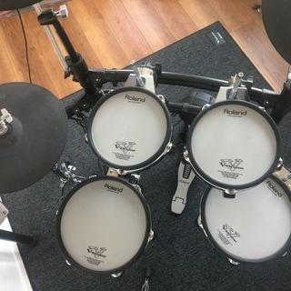 電子ドラムセット Roland TD-15KV