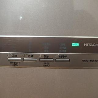 冷蔵庫 415L 日立 HITACHI R-SF42BM 2012年製