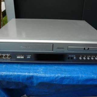 東芝 VTR一体型DVDビデオプレーヤー VHS&DVDプ…