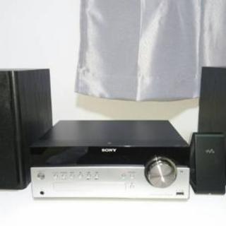SONY ミニコンポ CMT-SBT100