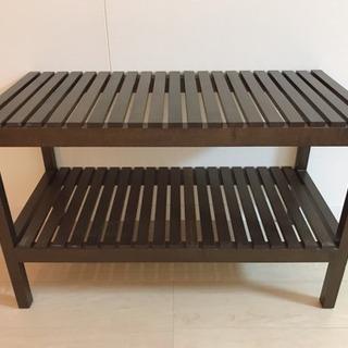 ベンチ テーブル 棚 テレビ台
