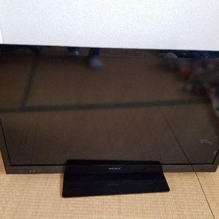 ソニー12年製!40型テレビ!ジャンク。