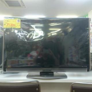 シャープ 40型液晶テレビ(ブルーレイ内蔵) 2010年製 (高く...