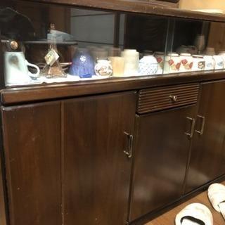食器棚 譲ります