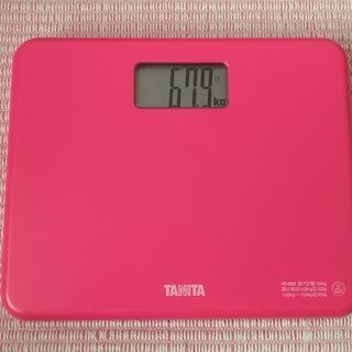 体重計の画像