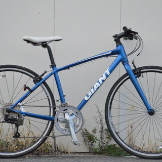 GIANT ESCAPE RX3 ブルー 適応身長155~170c...