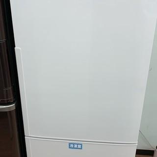 SHARP 2014年製 271L 2ドア冷蔵庫 (冷凍ト…