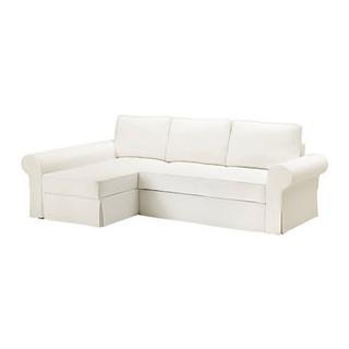 IKEA BACKABRO ぴったりサイズのふわふわの敷パットと...