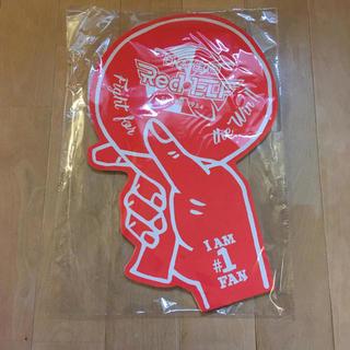 Tリーグ 日本生命Red ELF応援グッズ4つセット