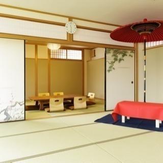 京都の静かなお寺の境内にある建物を丸ごと一棟貸し☆