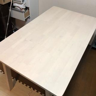 IKEA テーブル ベンチ セット