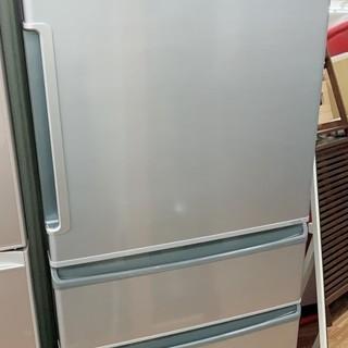 AQUA 2017年製 355L 4ドア冷蔵庫