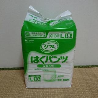 大人用紙おむつ パンツ レギュラー L 18枚×6