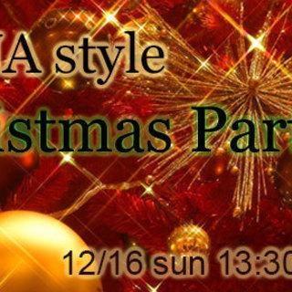 12月16日(日) 【横濱】OTONA style Christ...