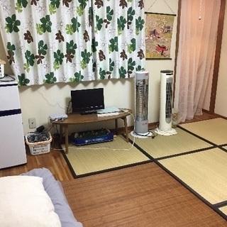 期間1月〜 京都シェアハウス  日割り家賃 1000円計算 ◎光熱...