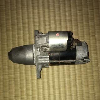 スバルインプレッサ GDB E型純正セルモーター