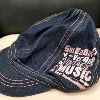 女児 帽子 ②