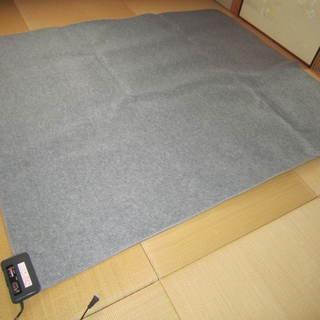 【美品・良品】 ホットカーペット 3畳用 動作品 引っ越し処分です!