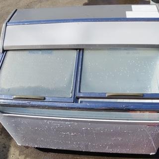 サンヨー 中古 アイスクリームストッカー 冷凍ショーケース 191...