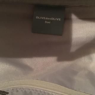 キャリーバッグ(OLIVE des OLIVE)無料にしました! - 売ります・あげます