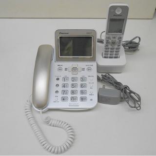 パイオニア  電話機 TF-SA70S-N 子機付き 電話  P...