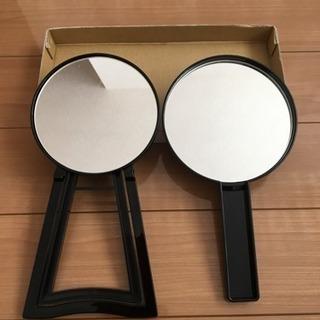 よーじや 漆器合わせ鏡