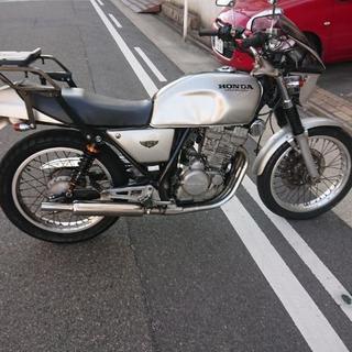 GB250クラブマン四型
